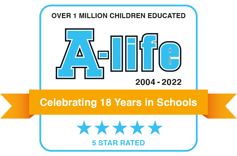 A-life celebrating 17 years